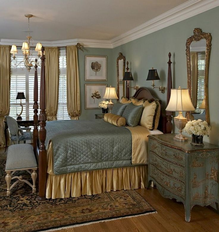 35 Getting The Best English Country Bedroom Ideas 2 Decoruntold